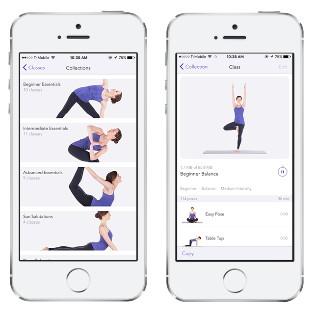 Bending Over Backwards to Find a Good Yoga App? Look No Further