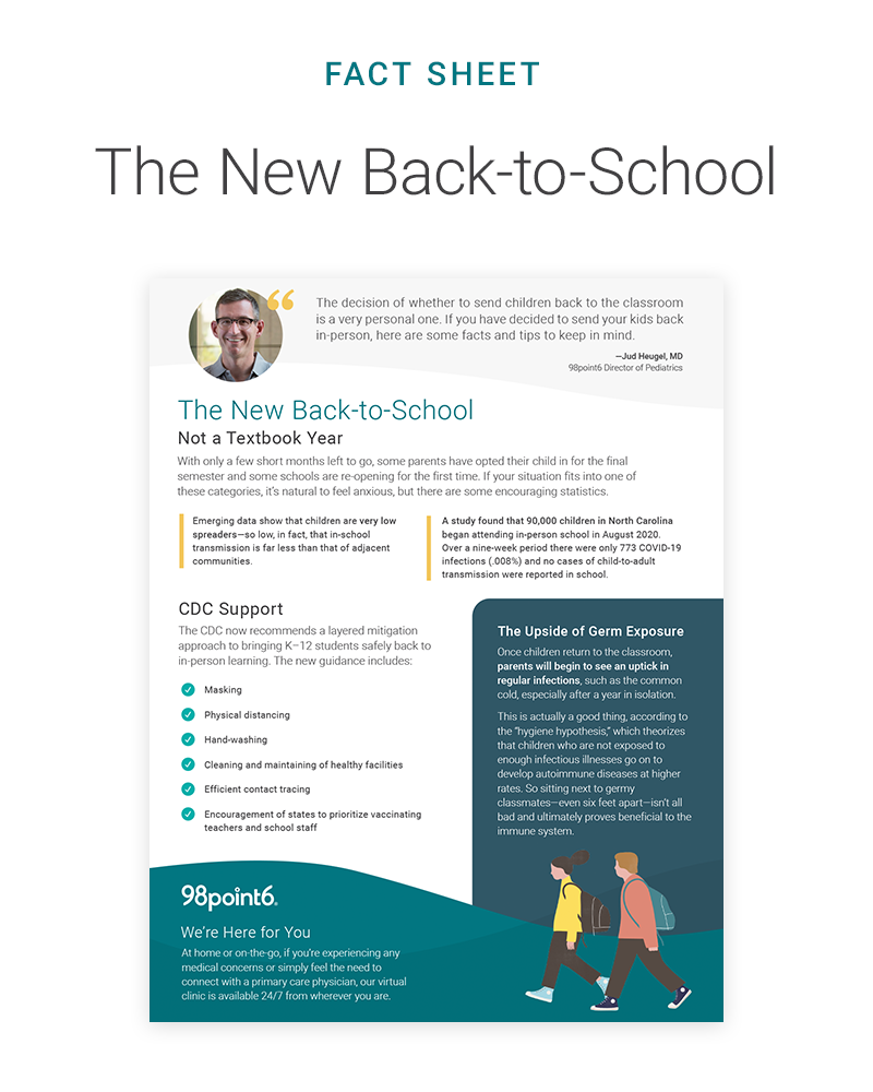 The New Back-to-School: Not a Textbook Year